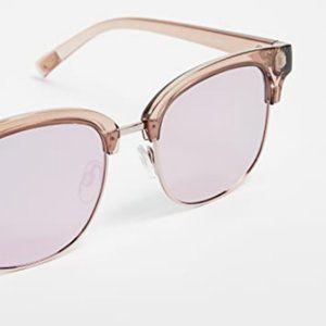 Le Specs Recognition Mirrored Sunglasses
